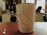 Copo de café sustentável pode ser plantado