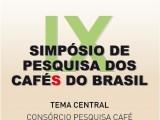 IX Simpósio de Pesquisa dos Cafés do Brasil